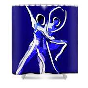 Ballet Shower Curtain