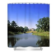 Ballinlough Castle, Clonmellon, Co Shower Curtain
