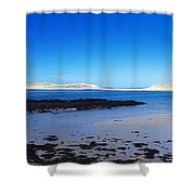 Ballyness Bay, County Donegal, Ireland Shower Curtain