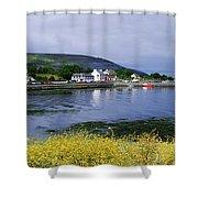 Ballyvaughan, Co Clare, Ireland Small Shower Curtain