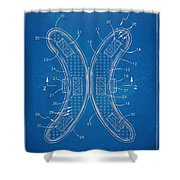 Banana Protection Device Patent Shower Curtain