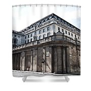 Bank Of England Shower Curtain