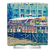 Bar Harbor Maine Shower Curtain