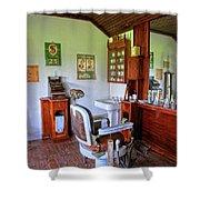 Barber Shop 2 Shower Curtain