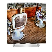 Barber - The Barber Shop 2 Shower Curtain