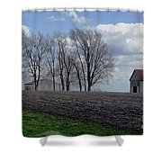 Barn Lot 1 Shower Curtain