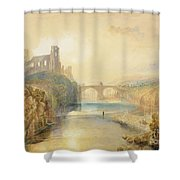 Barnard Castle  Shower Curtain