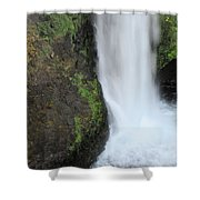 Base Of The Falls Shower Curtain