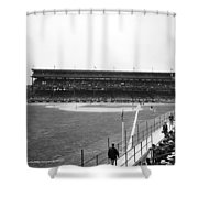 Baseball Game, C1912 Shower Curtain
