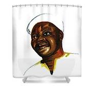 Bassek Ba Kobhio Shower Curtain