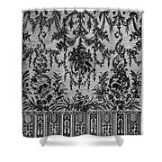Bayeux Lace, C1800 Shower Curtain