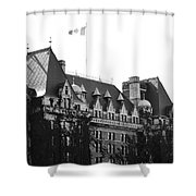 Bc Parliament Shower Curtain