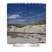 Beach Dunes Shower Curtain