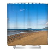 Beach Ireland Shower Curtain