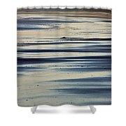 Beach Patterns Shower Curtain