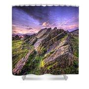 Beacon Hill Sunrise 10.0 Shower Curtain