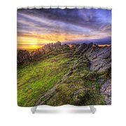 Beacon Hill Sunrise 5.0 Shower Curtain