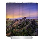 Beacon Hill Sunrise 7.0 Shower Curtain