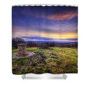 Beacon Hill Sunrise 8.0 Shower Curtain