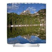 Bear Lake 4 Shower Curtain