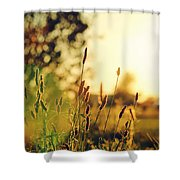 Beautiful Fuzzy Life Shower Curtain