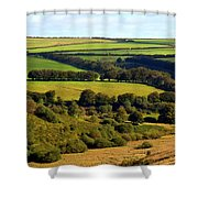 Beautiful Somerset Shower Curtain