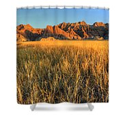 Beauty Of The Badlands Shower Curtain
