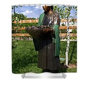 Beauty Of The Harvest Shower Curtain