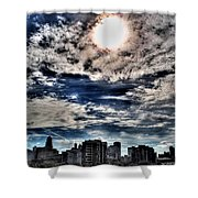 Beauty Of The Morning Sky Shower Curtain