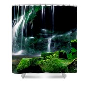 Beauty Of West Virginia Shower Curtain