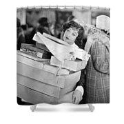 Becky, 1927 Shower Curtain by Granger