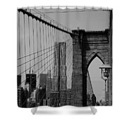 Beekman Tower Shower Curtain
