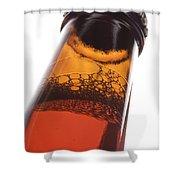 Beer Bottle Neck 2 F Shower Curtain
