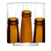 Beer Bottles 1 A Shower Curtain