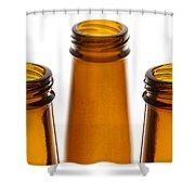 Beer Bottles 1 B Shower Curtain