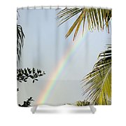 Believe Shower Curtain
