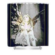 Bell Fairy  Shower Curtain