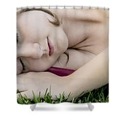 Bella Sleeps Shower Curtain