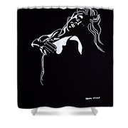 Bella Verde Shower Curtain