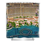 Bellagio - Impressions Shower Curtain