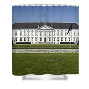 Bellevue Palace Berlin Shower Curtain