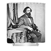 Benjamin S Turner Shower Curtain