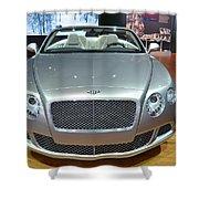 Bentley Starting Price Just Below 200 000 Shower Curtain