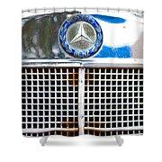 Benz Shower Curtain