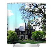 Beringer's Rhine House Shower Curtain