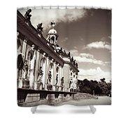 Berlin - Sanssouci Palace Shower Curtain