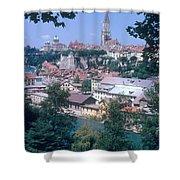Berne, Switzerland Shower Curtain