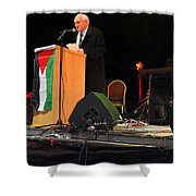 Bethlehem Mayor Dr. Victor Batarseh Shower Curtain