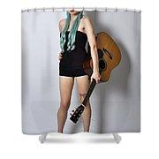 Bethykinns Angel 9.0 Shower Curtain