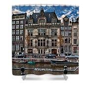 Beulingsluis. Amsterdam Shower Curtain